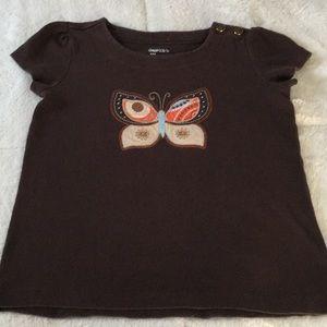 🌸Gap Kids Short-sleeved shirt Lg. 10